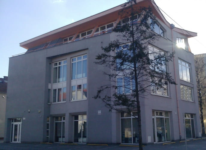 Budynek biurowy - Krzywa 10