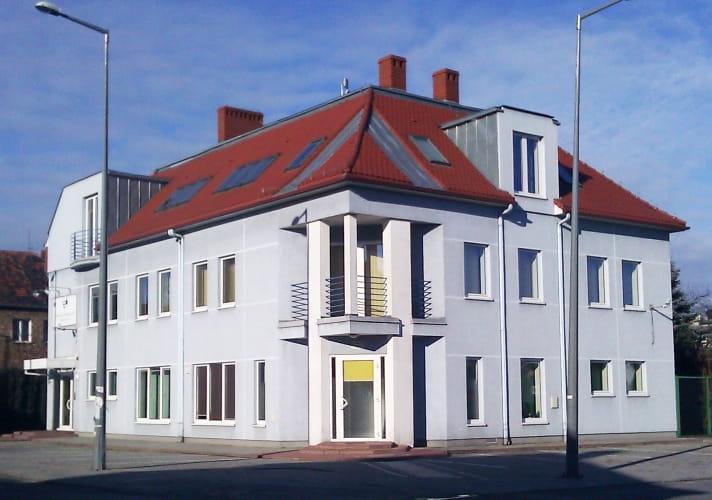 Budynek biurowy - Krzywa 13