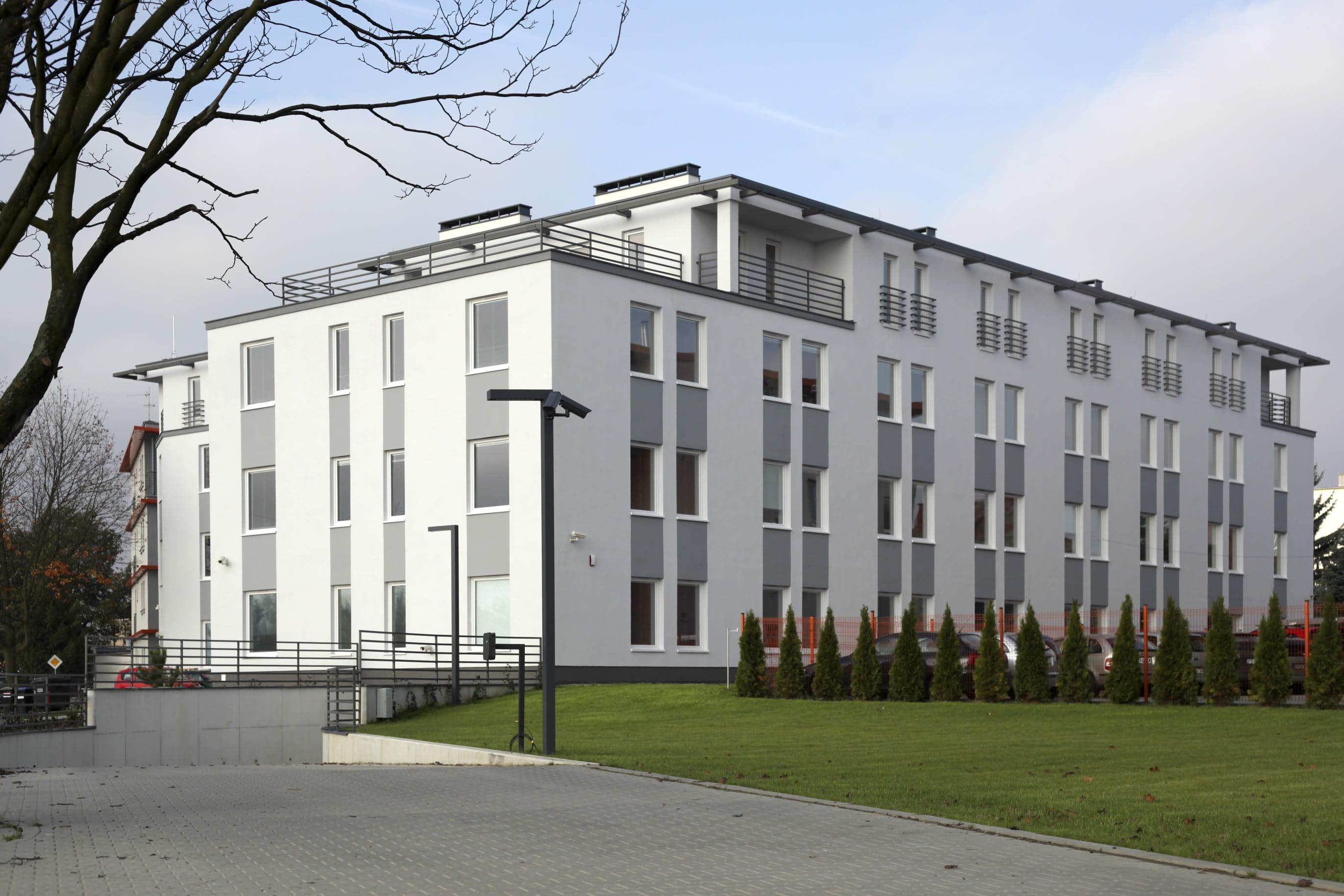 Budynek biurowy - Metalowa 5